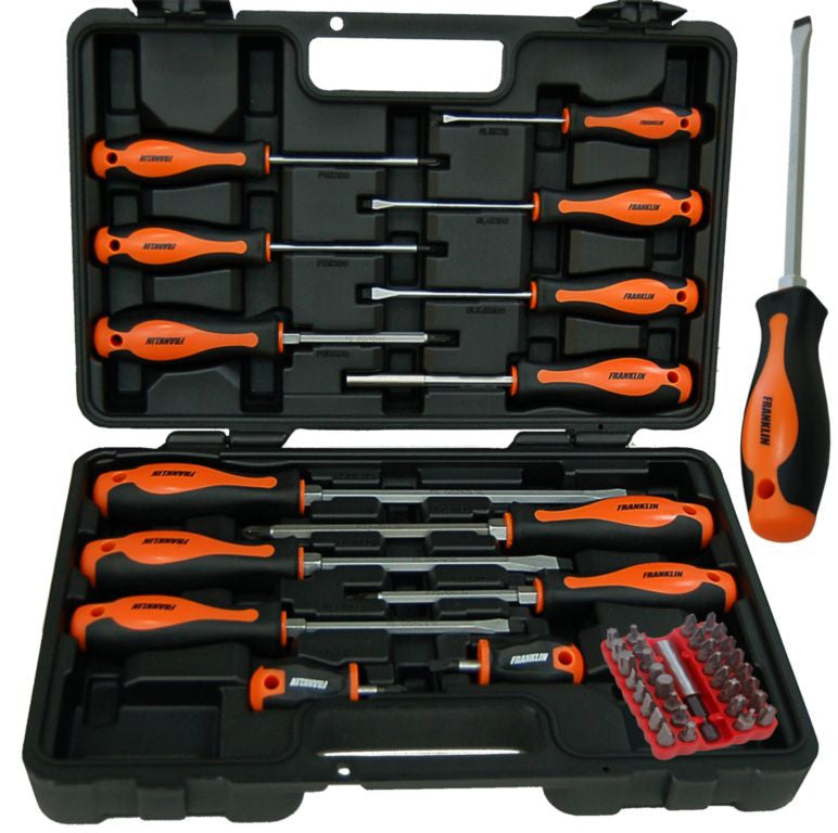 Franklin Tools 46pce S2 Pro Screwdriver Set A9846