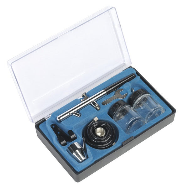 Sealey Air Brush Kit Professional without Propellant AB932