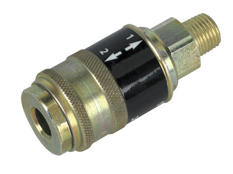 "Sealey Safety Coupling Body Male 1/4""BSPT AC56"
