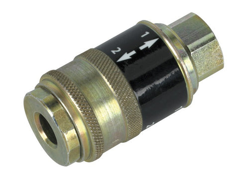"Sealey Safety Coupling Body Female 1/4""BSP AC57"