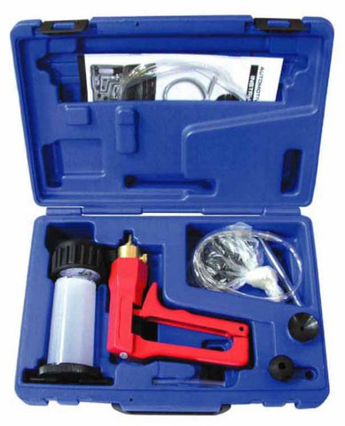 Franklin Tools Vacuum Test Set / Brake Bleeder AF401
