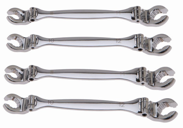 Franklin Tools 4 pce Flexi Lock Nut Spanner Set AF770