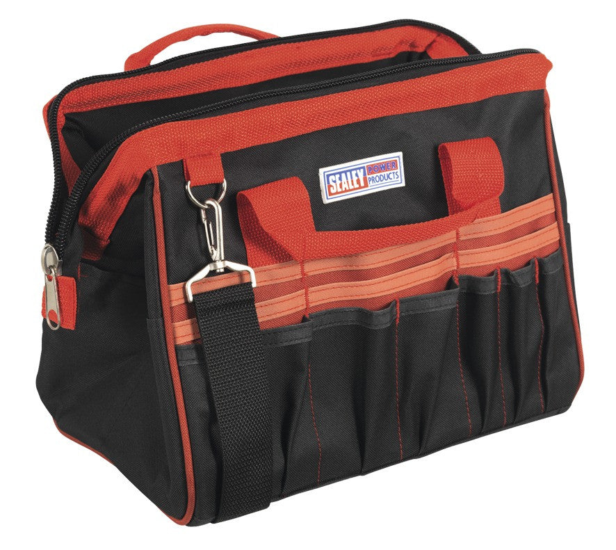 Sealey 300mm Tool Storage Bag with Multi-Pockets AP301