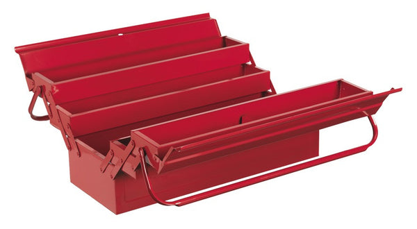 Sealey Cantilever Toolbox 4 Tray 530mm AP521