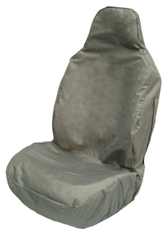 Franklin Tools Front Seat Cover - Grey ASC1G
