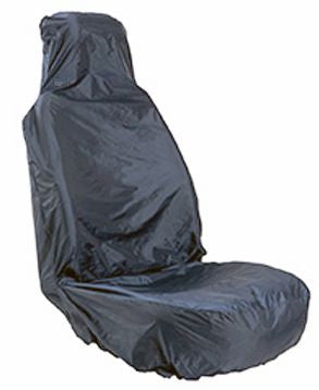 Franklin Tools Front Seat Cover - Black ASCBB