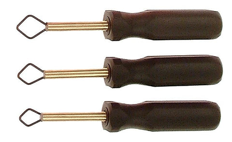 Franklin Tools Diamond Lacing Tool Set (3) AW43