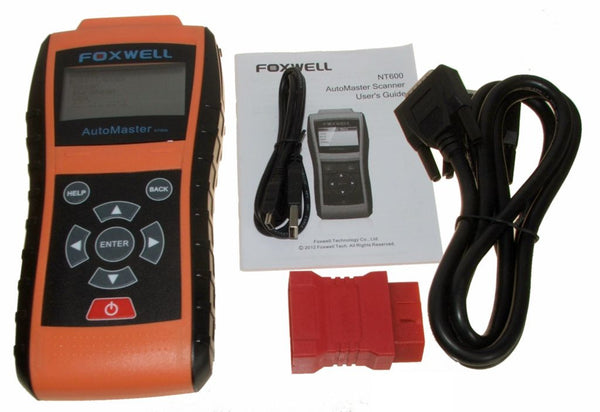 Franklin Tools Foxwell Automaster NT600 BNT600