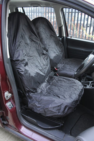 Sealey Front Seat Protector Set 2pc Lightweight CSC5