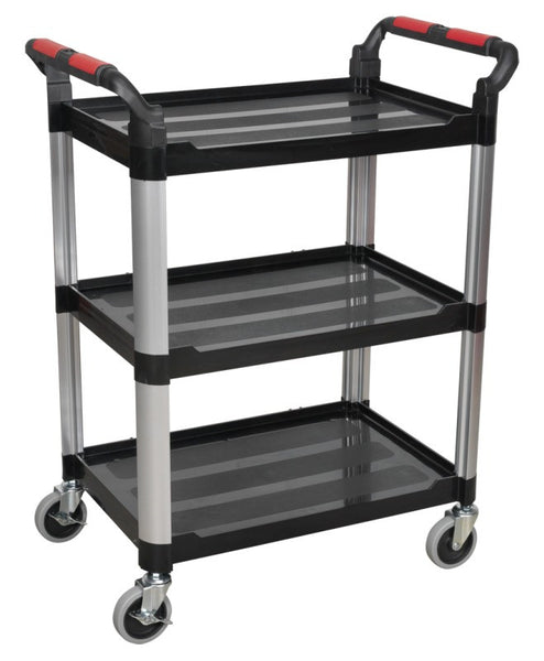 Sealey 3-Level Composite Workshop Trolley CX309