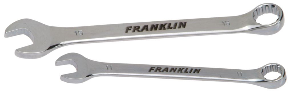 Franklin Tools 15mm Combi Spanner Chrome Van FB615