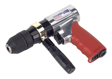 Sealey 13mm Reversible Air Drill with Keyless Chuck GSA27