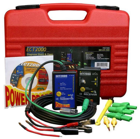 Franklin Tools Power Probe ECT2000 Tester HPPECT