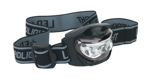 Sealey 3 LED Headband Torch HT03LED