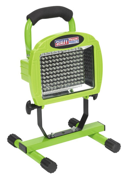 Sealey Cordless 108 LED Rechargeable Portable Floodlight Lithium-ion LED108C