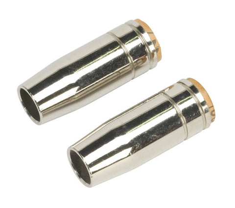 Sealey Conical Nozzle TB25/36 Pack of 2 MIG929