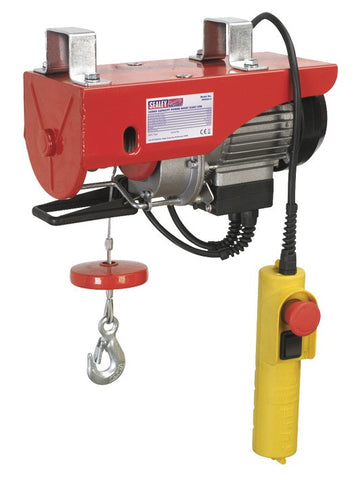 Sealey Power Hoist 230V/1ph 250kg Capacity PH250