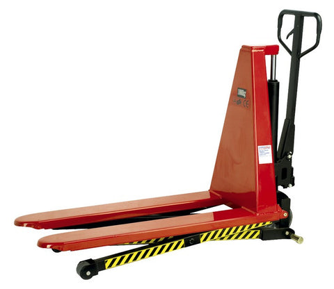 Sealey Pallet Truck 1000kg 1170 x 540mm High Lift PT1170H