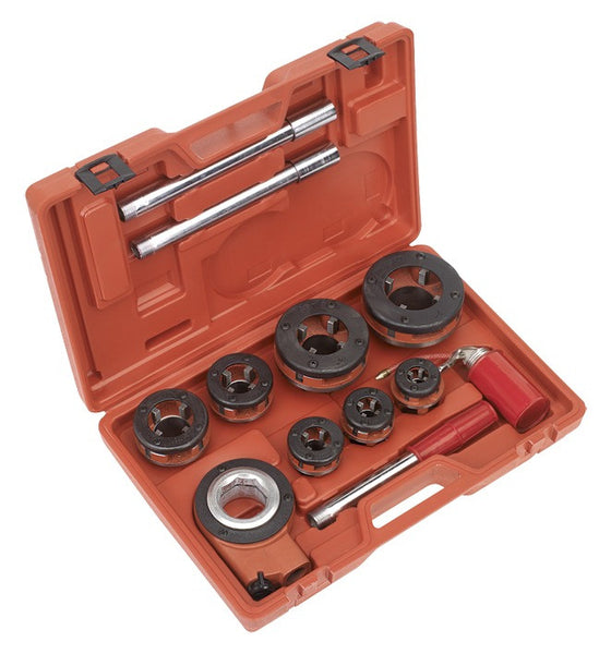 "Sealey Pipe Threading Kit 3/8"" - 2""BSPT PTK992"
