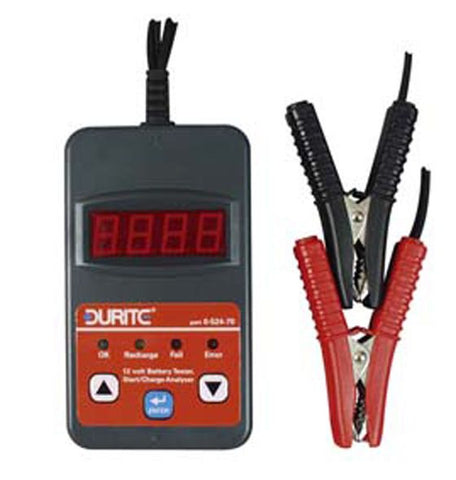 Franklin Tools Durite Battery Tester / Analyser 12v R52470