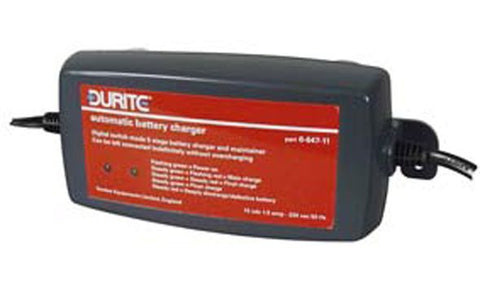 Franklin Tools Durite Battery Charger 12v 1.5A 80Ah R64711