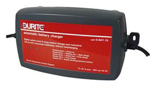 Franklin Tools Durite Battery Charger 12v 5A 200Ah R64715