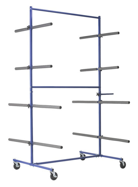 Sealey Bumper Rack Double-Sided 4-Level RE55