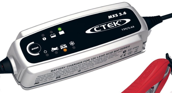 Franklin Tools CTEK MXS 3.6A 12v Battery Charger RMXS36