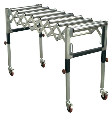 Sealey Adjustable Roller Stand 450-1300mm 130kg Capacity RS911F