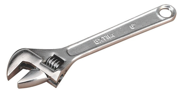 Siegen by Sealey Adjustable Wrench 150mm S0450