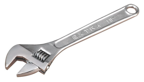 Siegen by Sealey Adjustable Wrench 375mm S0454
