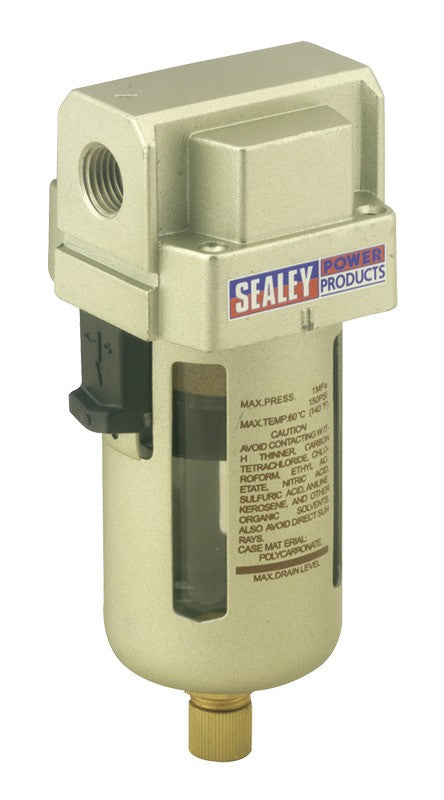 Sealey Air Filter Max Airflow 53cfm SA106F