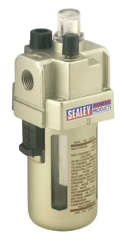 Sealey Air Lubricator Max Airflow 60cfm SA106L