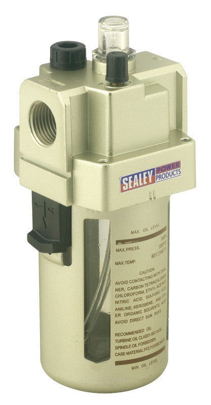Sealey Air Lubricator Max Airflow 175cfm SA206L