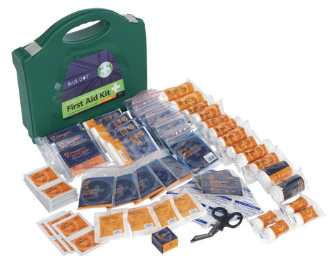 Sealey First Aid Kit Large - BS 8599-1 Compliant SFA01L