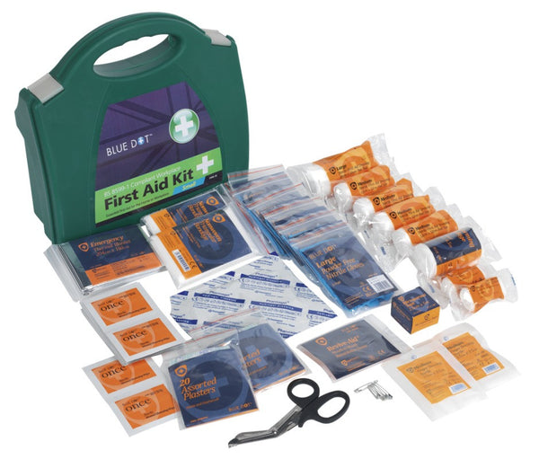 Sealey First Aid Kit Small - BS 8599-1 Compliant SFA01S