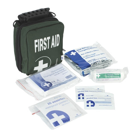 Sealey Compact Travel First Aid Kit SFA02
