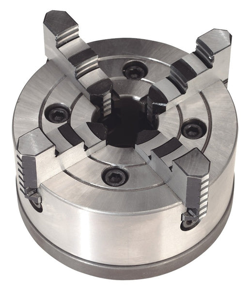 Sealey 4 Jaw Independent Chuck with Back Plate SM27FJC