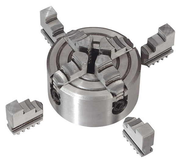 Sealey 4 Jaw Independent Chuck SM30024JC