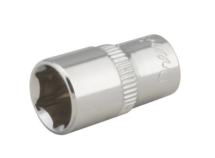 "Sealey WallDrive® Socket 10mm 1/4""Sq Drive Fully Polished SP1410"