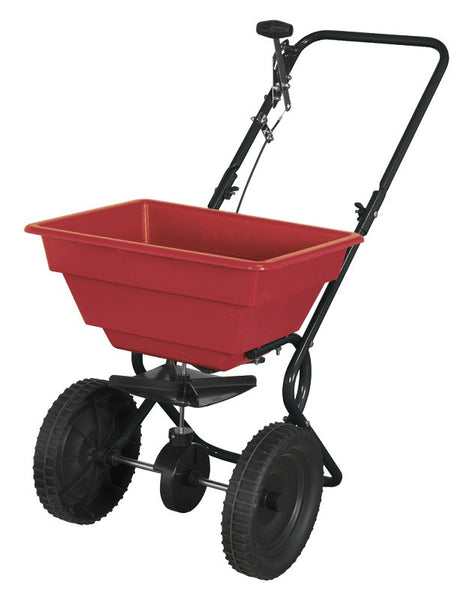 Sealey Broadcast Spreader 27kg Walk Behind Lightweight SPB27W
