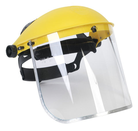 Sealey Brow Guard & Full Face Shield SSP11E