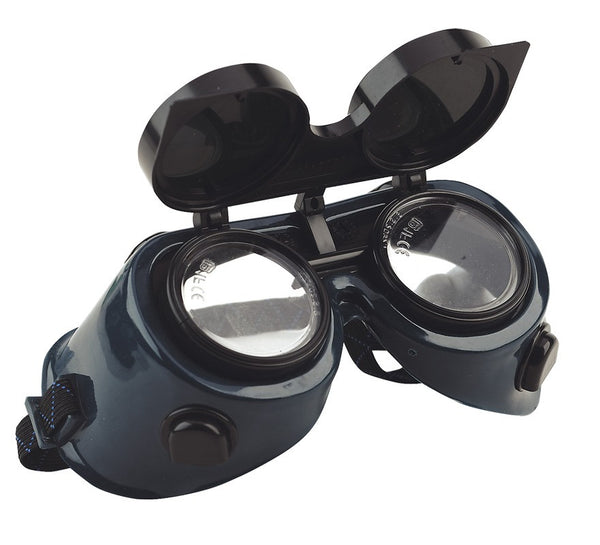 Sealey Gas Welding Goggles with Flip-Up Lenses SSP6