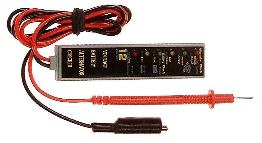 Franklin Tools 12V Alternator / Battery Tester TA176