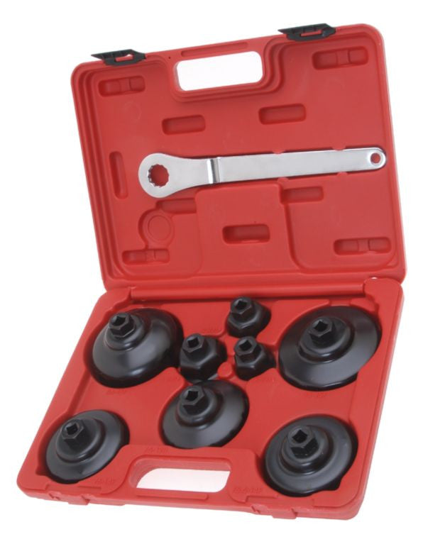 Franklin Tools 9 pce Cup Filter Wrench Set TA370