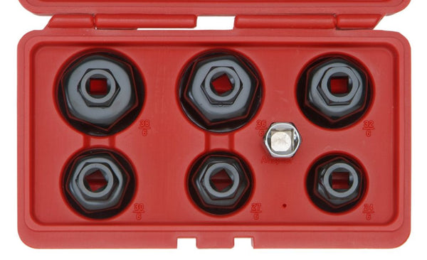 Franklin Tools 7 pce Oil Filter Cap Wrench Set TA371