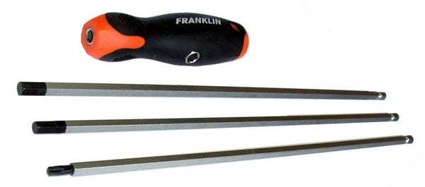Franklin Tools 3pc Headlamp Adjustment Tool Set TA6373