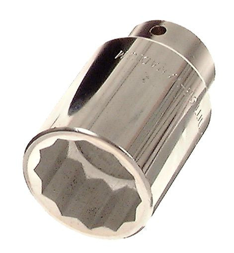 "Franklin Tools 36mm Bi-Hex Deep Socket 1/2"" TA736"