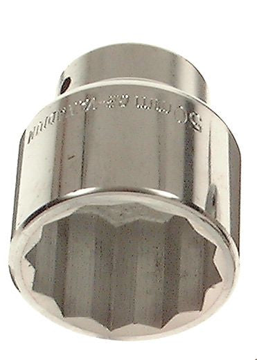 Franklin Tools 50mm Bi-Hex Transit Socket 3/4 TA781