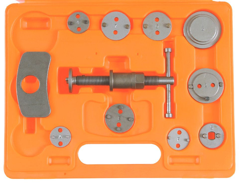 Franklin Tools 11 pce Brake Service Set TA870